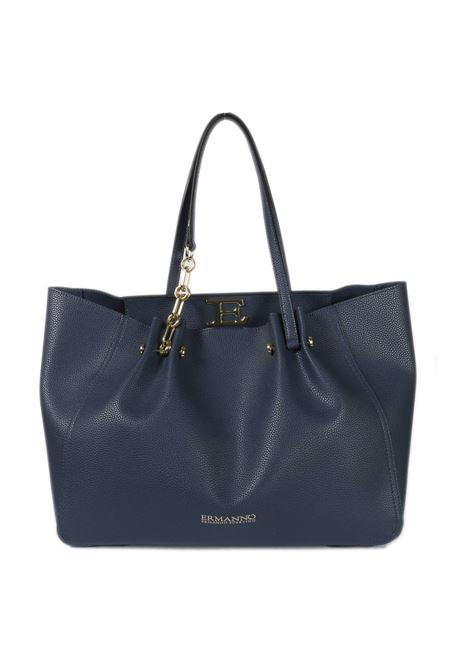 Shopping g giovanna blu ERMANNO SCERVINO | Borse a spalla | 144GIOVANNA-2070