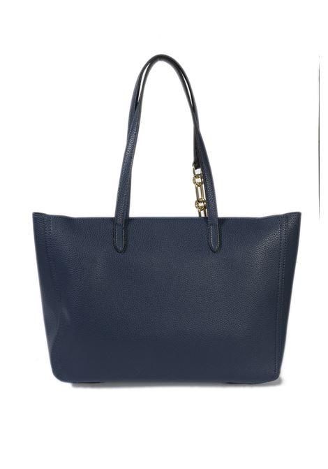 Shopping m giovanna blu ERMANNO SCERVINO | Borse a spalla | 145GIOVANNA-145