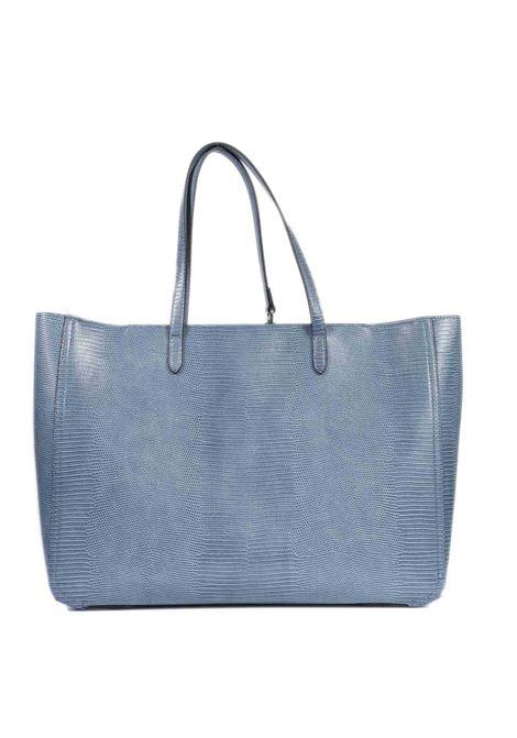 Shopping g giovanna blu ERMANNO SCERVINO | Borse a spalla | 146GIOVANNA-294