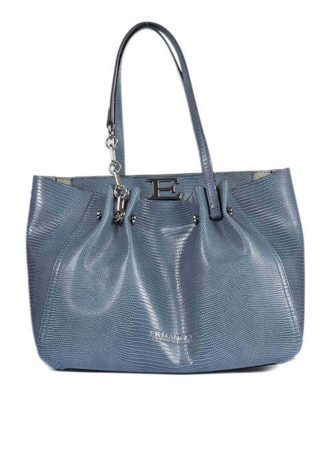 Shopping m giovanna blu ERMANNO SCERVINO | Borse a spalla | 147GIOVANNA-294