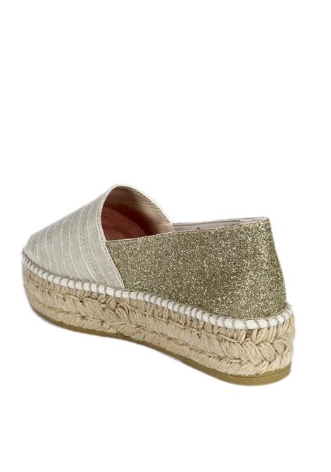 Espadrilles dot beige natural ESPADRILLES | Espadrilles | DOT SWINGLITTER/NATURAL