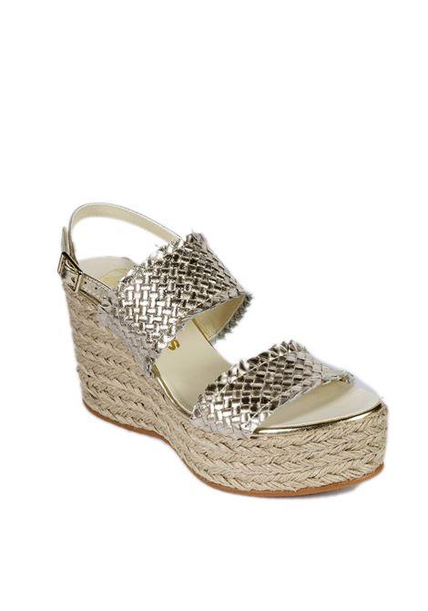 Sandalo fila platino ESPADRILLES | Espadrilles | FILANAPA-PLATINO