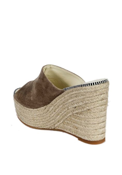 Sabot flash sughero ESPADRILLES | Espadrilles | FLASHVELOUR-SUGHERO
