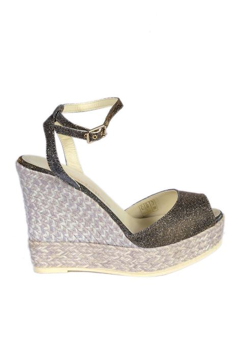 Sandalo sansi oro ESPADRILLES | Espadrilles | SANISCHMID-ORO