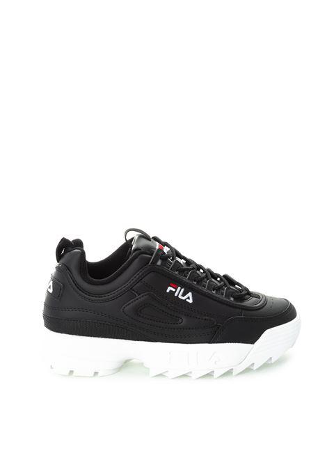 Sneaker distruptor pelle nero FILA | Sneakers | 1010302DISTRUPTOR-25Y