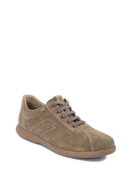 Sneaker suede sughero FRAU | Sneakers | 2752SUEDE-SUGHERO