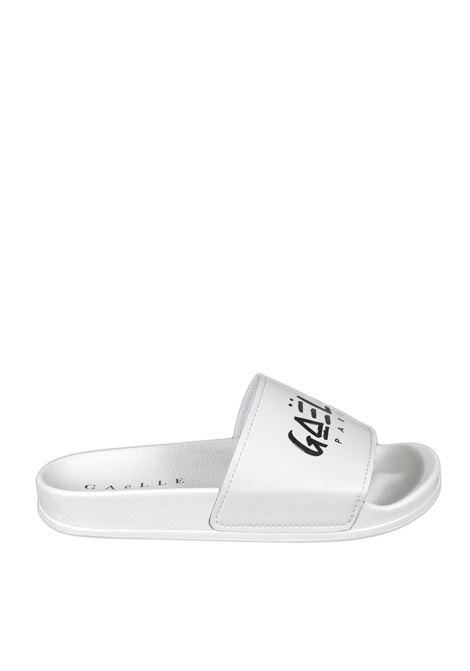 Sandalo gum bianco GAELLE | Sandali flats | 203GUM-BIANCO