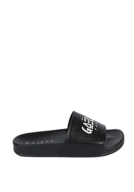 Sandalo gum nero GAELLE | Sandali flats | 203GUM-NERO