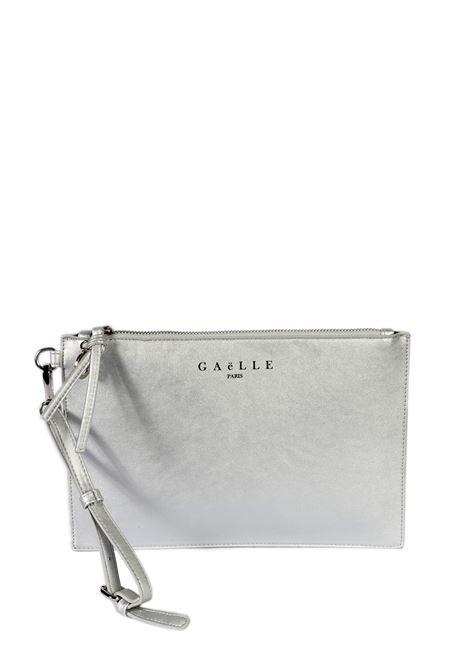 Pochette classic argento GAELLE | Borse mini | 2153PELLE-ARGENTO