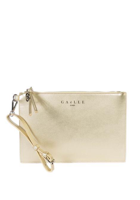 Pochette classic oro GAELLE | Borse mini | 2153PELLE-ORO