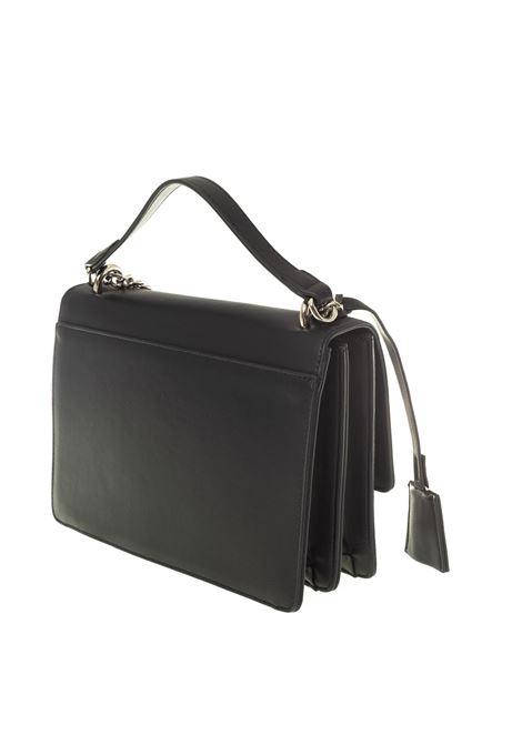 Tracolla m classic nero GAELLE | Borse mini | 2156PELLE-NERO
