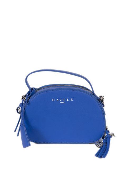 Borsa mini classic blu GAELLE | Borse mini | 2159PELLE-BLU