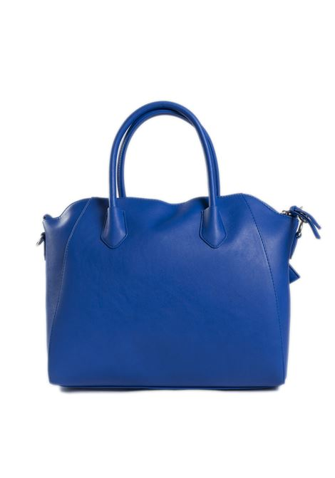 Bauletto m blu GAELLE | Borse a mano | 2169PELLE-BLU
