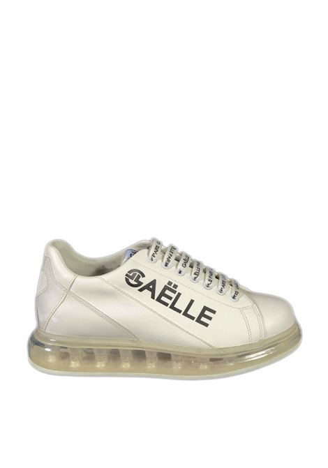 Sneaker air bianco GAELLE | Sneakers | 2273PELLE-BIANCO
