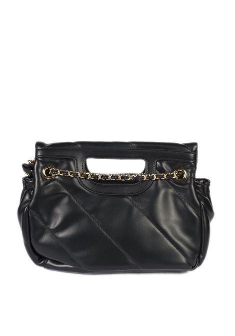 Shopping s chain nero GAELLE | Borse a spalla | 2404PELLE-NERO