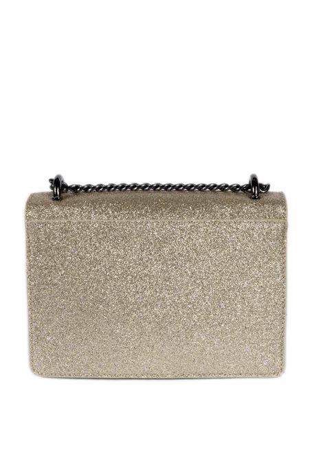 Tracolla glitter oro GAELLE | Borse mini | 2506GLT-ORO