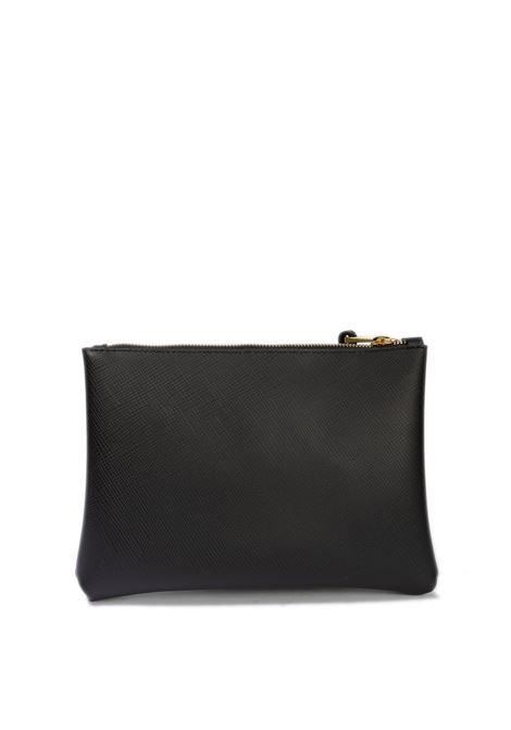 Pochette studs nero/oro GIANNI CHIARINI GUM | Borse mini | 4042STUDS-11161