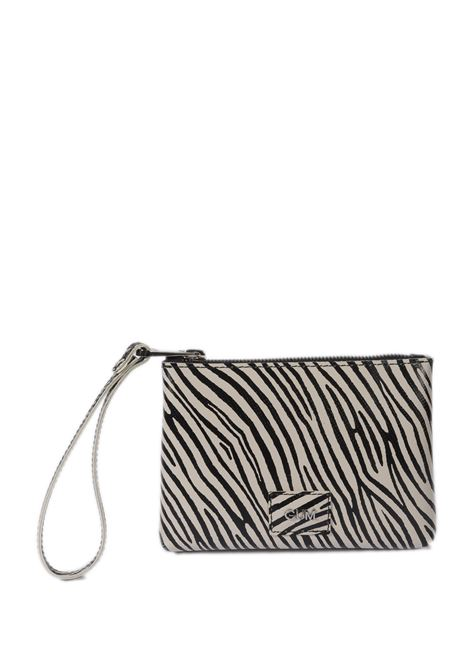 Pochette re build zebra GIANNI CHIARINI GUM | Borse mini | 4051RE BUILD-11990