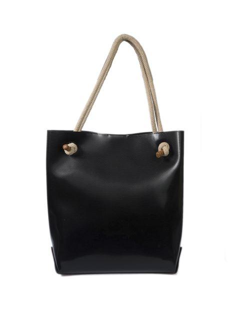 Shopping valencia nero GIANNI CHIARINI GUM | Borse a spalla | 8870VALENCIA-001