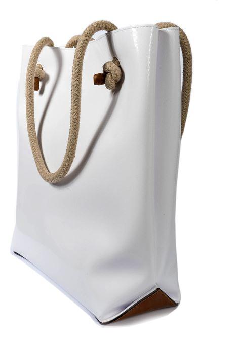 Shopping valencia bianco GIANNI CHIARINI GUM | Borse a spalla | 8870VALENCIA-008