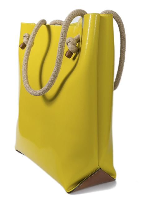 Shopping valencia giallo GIANNI CHIARINI GUM | Borse a spalla | 8870VALENCIA-7320