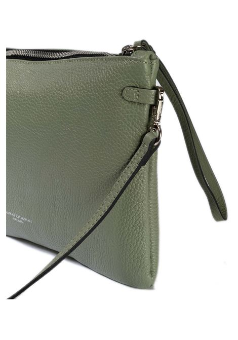Pochette hermy verde GIANNI CHIARINI | Borse mini | 3695HERMY-11709