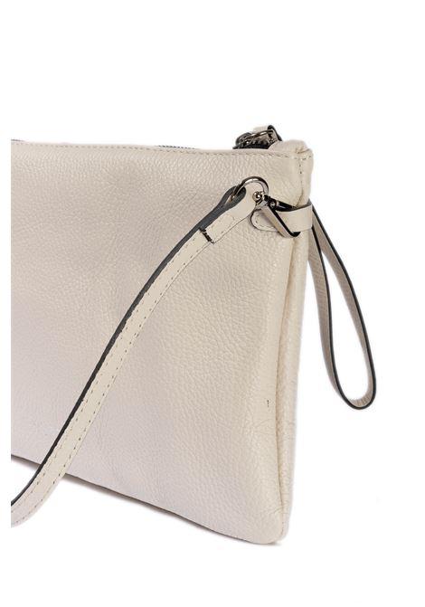 Pochette hermy bianco GIANNI CHIARINI | Borse mini | 3695HERMY-3890