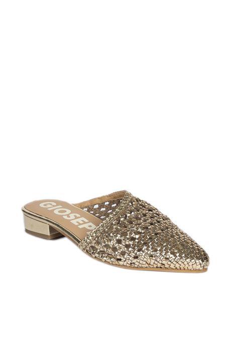 Sandalo colerain oro GIOSEPPO | Ballerine | 58220COLERAIN-ORO