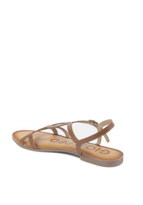 Sandalo navassa cuoio GIOSEPPO | Sandali flats | 59846NAVASSA-CUOIO