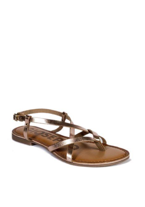Sandalo vina oro rosa GIOSEPPO | Sandali flats | 59847VINA-ORO ROSA