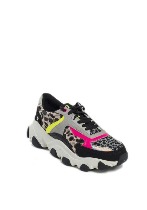 Sneaker felton nero multi GIOSEPPO | Sneakers | 62590FELTON-NERO
