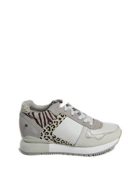 Sneaker verland bianco GIOSEPPO | Sneakers | 62636OVERLAND-BIANCO