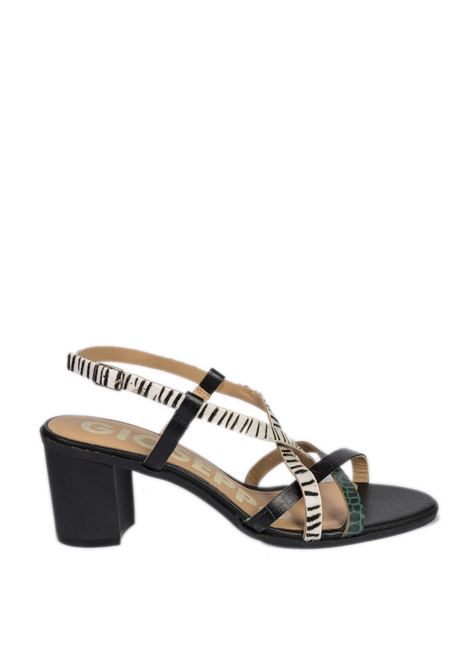 Sandalo stanton verde GIOSEPPO | Sandali | 62868STANTON-VERDE