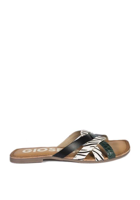 Sandalo stiles multicolor GIOSEPPO | Sandali flats | 62945STILES-MULTI