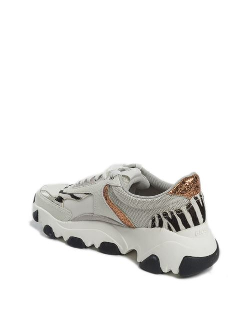 Sneaker henderson bianco multi GIOSEPPO | Sneakers | 62968HENDERSON-BIANCO