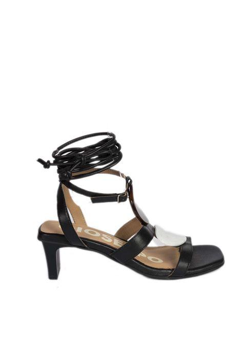 Sandalo edson nero GIOSEPPO | Sandali | 63006EDSON-NERO