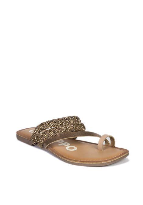 Sandalo wabeno bronzo GIOSEPPO | Sandali flats | 63046WABENO-BRONZO