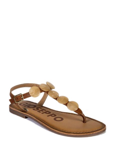 Infradito bern beige GIOSEPPO | Sandali flats | 63112BERN-BEIGE
