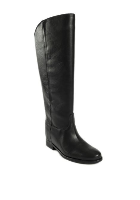 Stivale carol nero GISEL MOIRE | Stivali | CAROLVIT-NERO