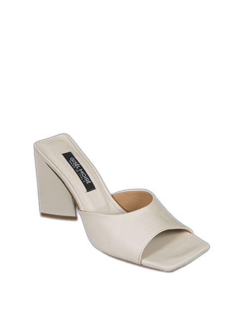 Sandalo tenerife bianco GISEL MOIRE | Sandali | TENERIFEVIT-MILK
