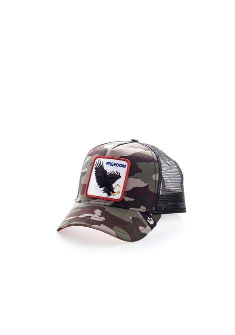Cappello aquila camouflage GOORIN BROS | Cappelli | 0209AQUILA-GREEN
