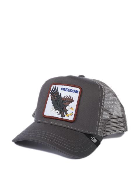 Cappello aquila grigio GOORIN BROS | Cappelli | 0209FREEDOM-GREY
