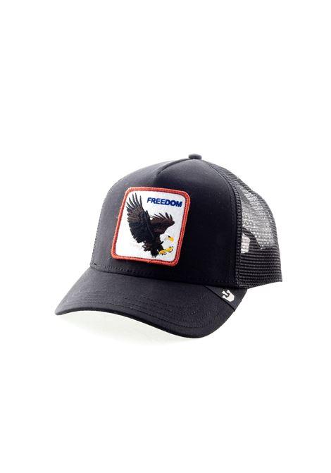 Cappello aquila nero GOORIN BROS | Cappelli | 0209TESS-BLACK