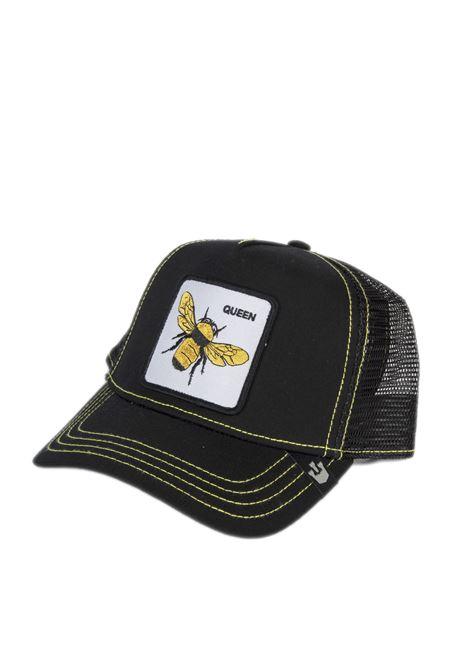 Cappello ape nero/giallo GOORIN BROS | Cappelli | 0245TESS-BLACK