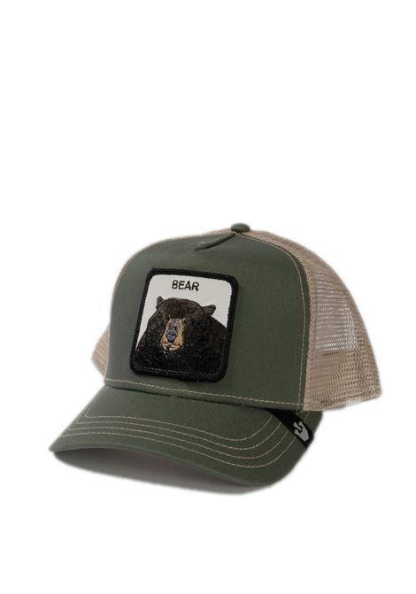 Cappello orso verde GOORIN BROS | Cappelli | 0254TESS-OLIVE