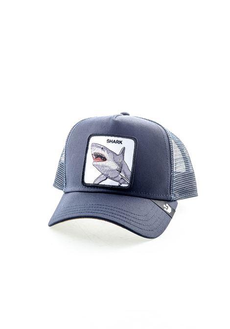 Cappello squalo blu GOORIN BROS | Cappelli | 0332TESS-NAVY