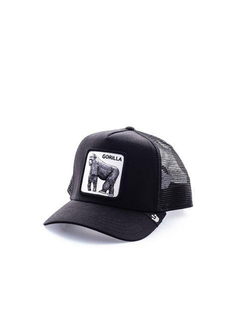 Cappello gorilla nero GOORIN BROS | Cappelli | 0333TESS-BLACK