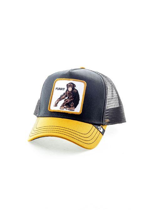 Cappello scimmia nero GOORIN BROS | Cappelli | 0510TESS-BLACK