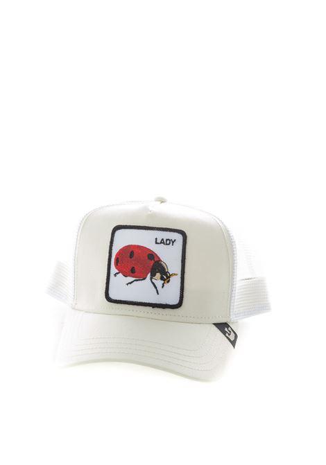 Cappello coccinella bianco GOORIN BROS | Cappelli | 0552LADY-WHITE