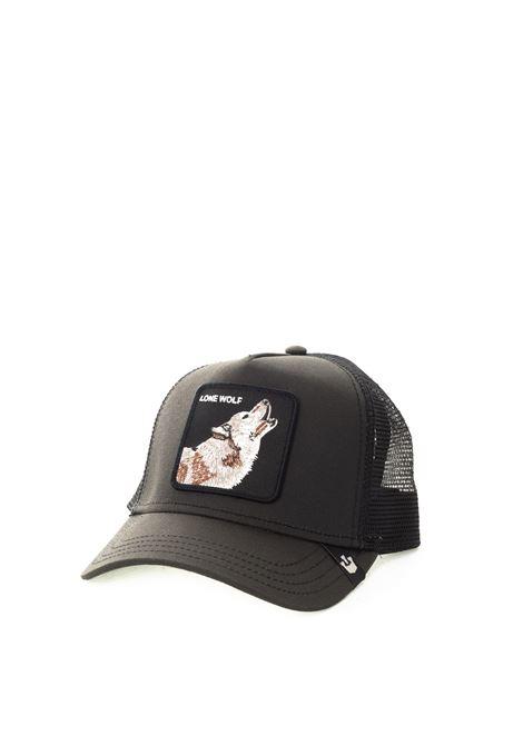 Cappello lupo nero GOORIN BROS | Cappelli | 0556LONE WOLF-BLACK